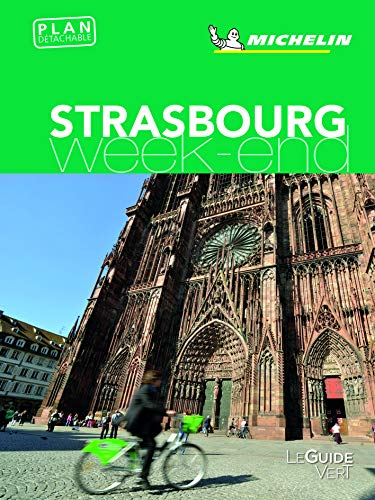 Guide Vert Weekend Strasbourg Michelin
