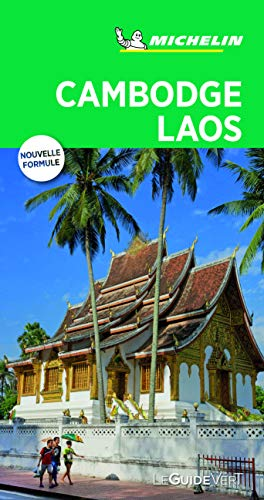 Guide Vert Cambodge Laos Michelin par Michelin