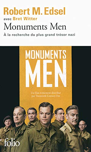 Monuments Men: Rose Valland et le commando d'experts à la recherche du plus grand trésor nazi