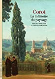 Corot : La mmoire du paysage