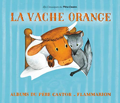 La Vache orange par Nathan Hale