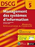DSCG 5 - Management des systmes d'informations - Nathan 2011
