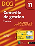 DCG 11 - Contrle de gestion - Manuel et applications - Nathan 2010