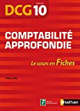 DCG 10 - Comptabilit approfondie - Le cours en fiches - Nathan 2012