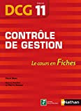 DCG 11 - Contrle de gestion - Le cours en fiches - Nathan 2012