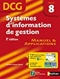 DCG 8 - Systmes d'Information de gestion - Manuel et applications - Nathan 2012