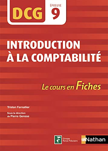 Introduction à la comptabilité DCG 9 par