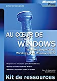 couverture du livre Au c�ur de Windows