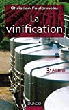 Couverture : La vinification