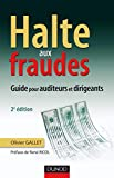 Halte aux fraudes d'Olivier Gallet