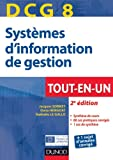DCG 8 - Systmes d'information de gestion - Manuel et applications - Dunod 2012