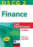 DSCG 2 - Finance - Cas pratiques - Dunod 2012