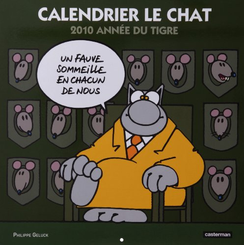 Calendrier le Chat 2010
