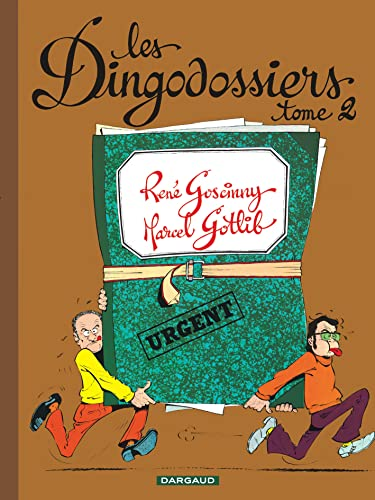 Les Dingodossiers, tome 2