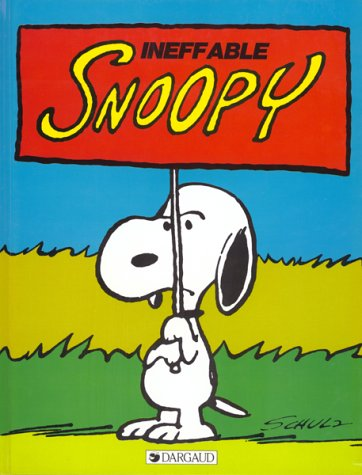 Snoopy, tome 8 : Ineffable Snoopy