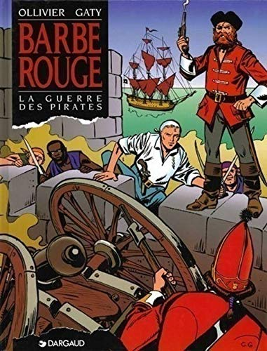Barbe-Rouge, tome 24 : La Guerre des pirates