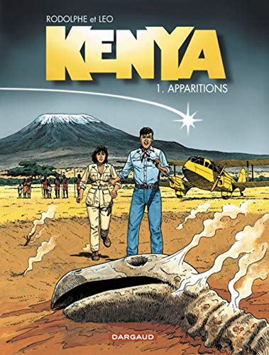Kenya, tome 1 : Apparition par Rodolphe