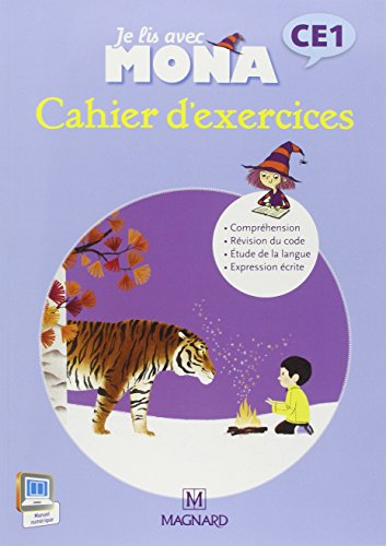 Cahier d'exercices CE1