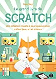 couverture du livre Le grand livre de Scratch