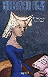 Couverture : Christine de Pizan