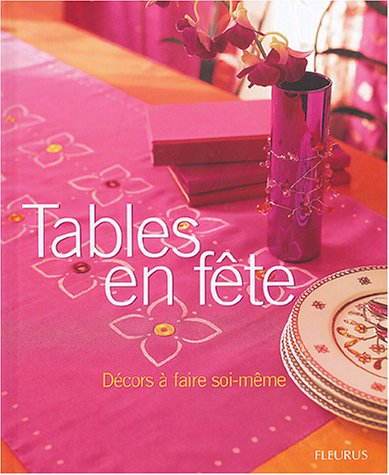 Tables en f�te