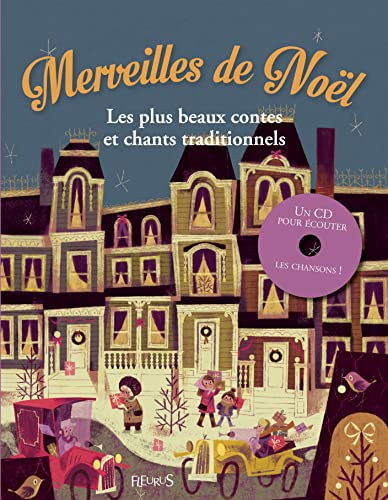 Merveilles de Noël : Les plus beaux contes et chants traditionnels (1CD audio) par