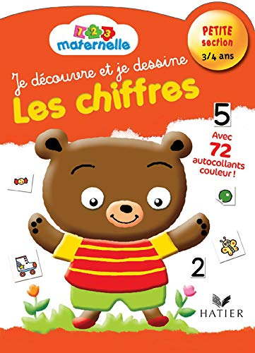 1-2-3 Maternelle - Chiffres  Petite Section