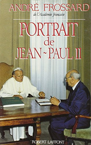 PORTRAIT DE JEAN PAUL II