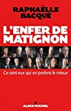 Couverture : L'enfer de Matignon