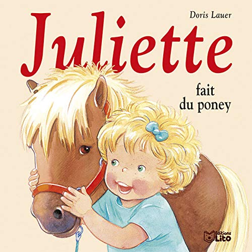Juliette fait du poney