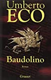 Couverture : Baudolino