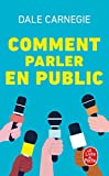Comment parler en public Dale Carnegie
