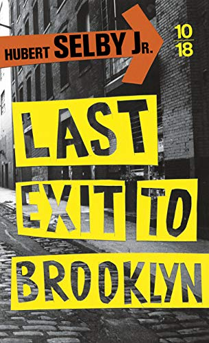 Last exit to Brooklyn par Hubert SELBY JR.