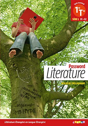 Password Literature 1re Tle L (éd. 2012) - Livre