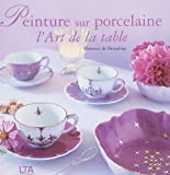 Peinture sur porcelaine : L