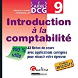 DCG 9 - Introduction � la comptabilit� - Les carr�s - Gualino 2012/2013