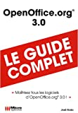 couverture du livre OpenOffice.org 3.0