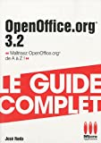 José Roda - OpenOffice.org 3.2 le guide complet