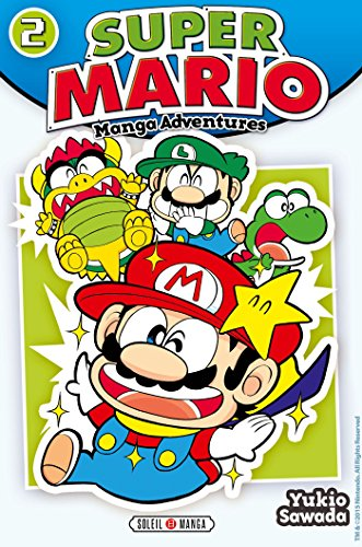 Super Mario Manga Adventures T02