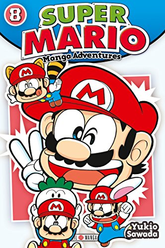 Super Mario Manga Adventures T08