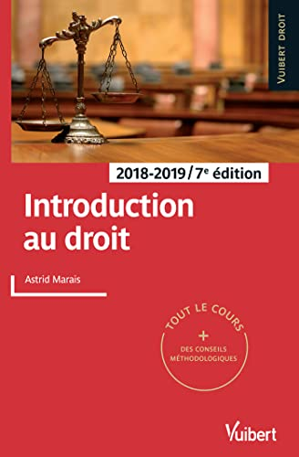 Introduction au droit 2018-2019