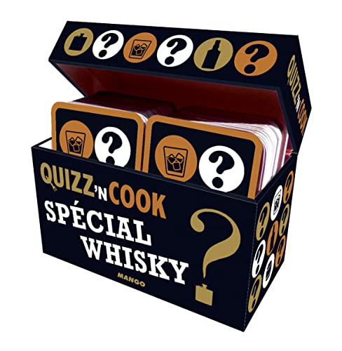 Quizz n'cook spécial whisky