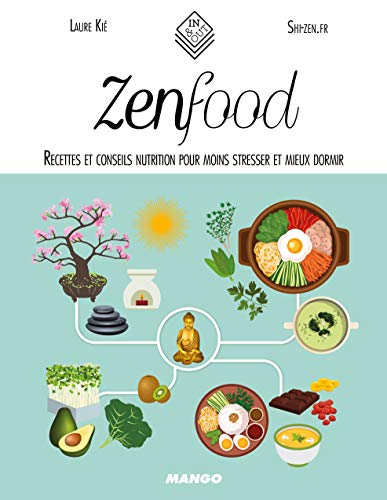 Zen food par Laure Kié
