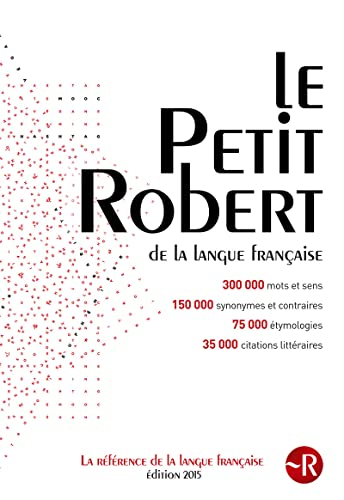 PETIT ROBERT 1 2014 GRAND FORM par COLLECTIF