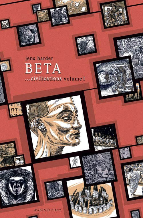 Beta... civilisations : Volume 1 par Jens Harder