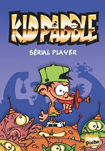 Kid Paddle - Poche - Tome 01: Sérial player