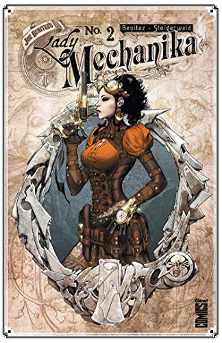 Lady Mechanika - Tome 02: Révélations