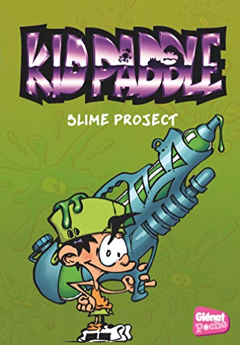 Kid Paddle - Poche - Tome 03: Slime project