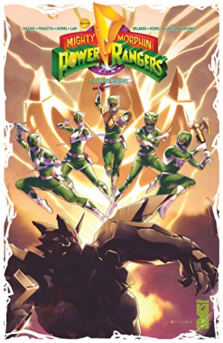 Power Rangers - Tome 03: L'Ère de Repulsa
