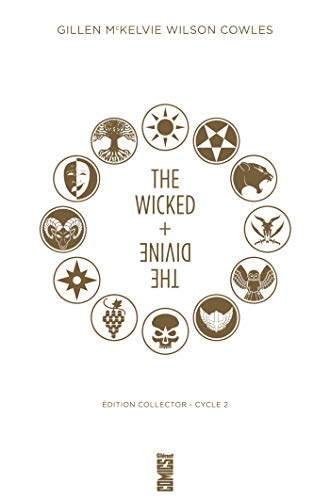 The Wicked + The Divine - Tome 02 - Édition collector: Fandemonium